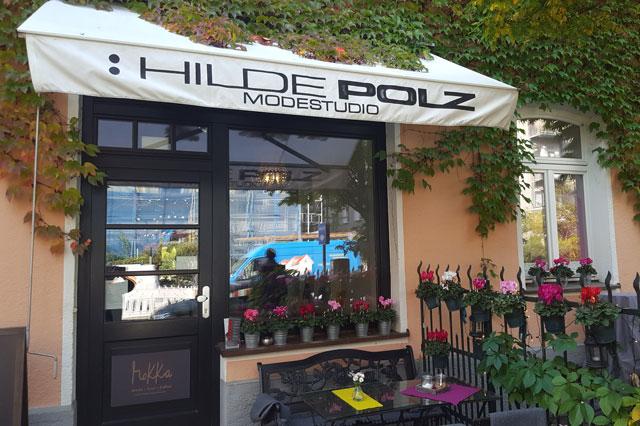 Das Café MoKKa von Inhaberin Hilde Polz