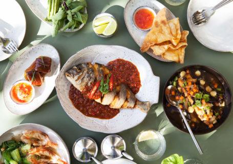 Winter Menü im Chan Thai Restaurant