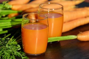 Karottensaft – Inhaltsstoffe und gesunde Aspekte