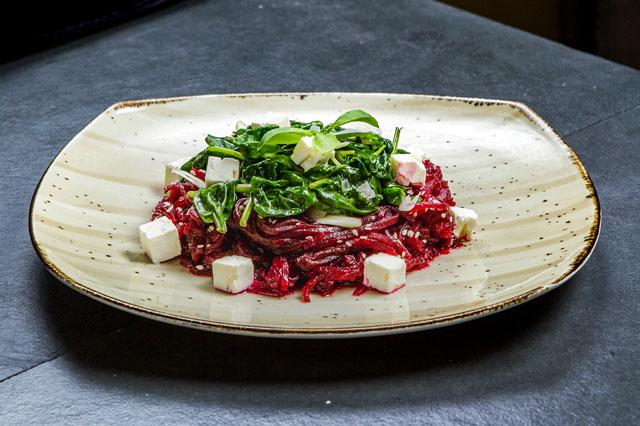 frischer Salat im Lowkal Berlin