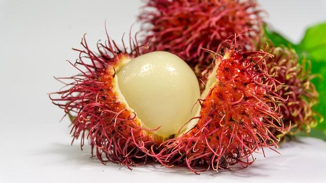 Rambutan – Wirkung, Anwendung und weitere gesundheitliche Vorteile