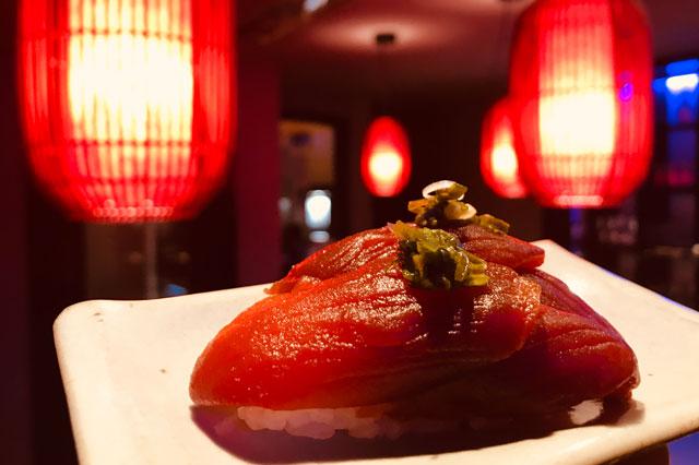 Hier gibt es veganes Sushi in München