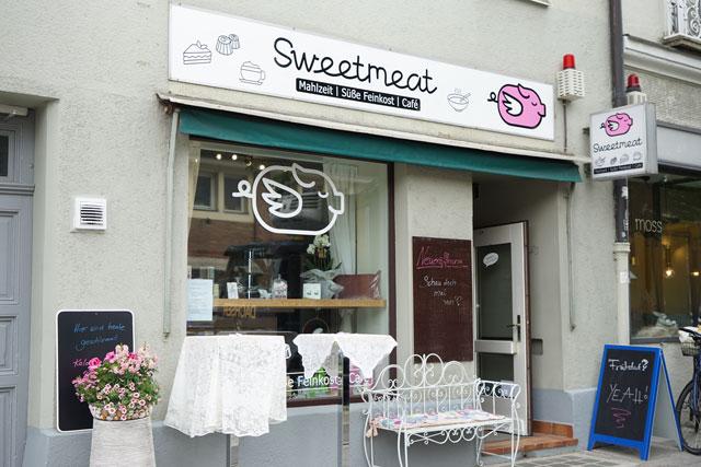Das restaurant Sweetmeat in München