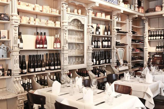 Fine Dining mit besonderer Note im Restaurant Diekmann