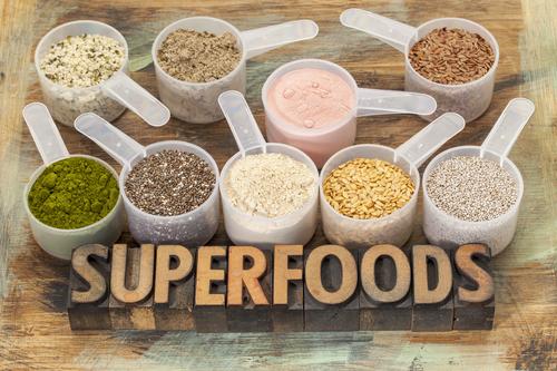 Gesunde Superfood im Überblick