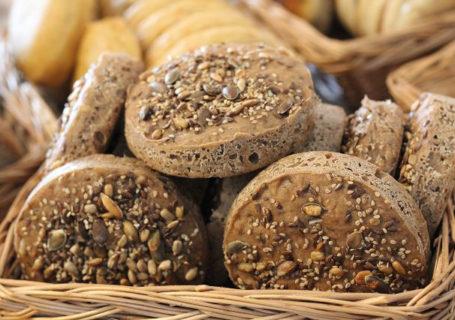 Glutenfreie Semmeln der Bio-Bäckerei Brotquelle