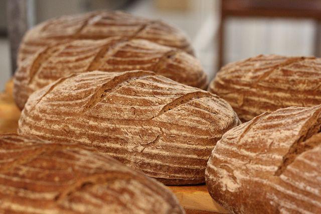 Glutenfrei essen in Berlin klappt bei der Bio-Bäckerei Brotquelle